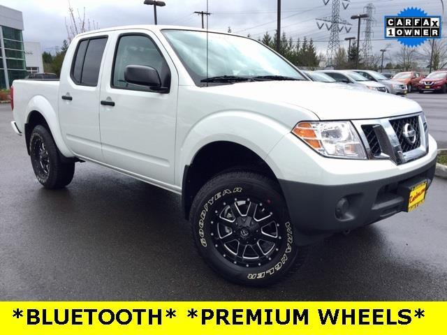 2017 nissan frontier s 4x4 s 4dr crew cab 5 ft sb 5a for sale in auburn washington classified. Black Bedroom Furniture Sets. Home Design Ideas