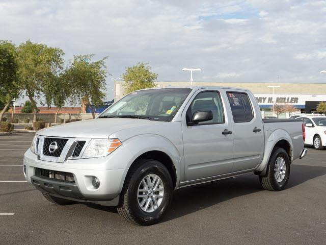2017 nissan frontier sv 4x2 sv 4dr crew cab 5 ft sb 5a for sale in mesa arizona classified. Black Bedroom Furniture Sets. Home Design Ideas
