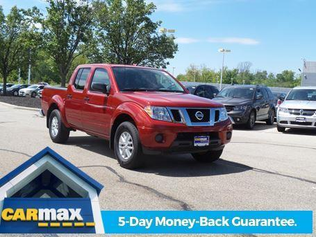 2017 nissan frontier sv 4x4 sv 4dr crew cab 5 ft sb 6m for sale in cincinnati ohio classified. Black Bedroom Furniture Sets. Home Design Ideas