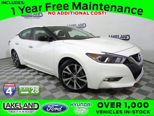 2017 nissan maxima 3 5 sl 3 5 sl 4dr sedan for sale in lakeland florida classified. Black Bedroom Furniture Sets. Home Design Ideas