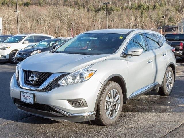 2017 Nissan Murano S AWD S 4dr SUV