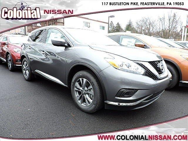2017 nissan murano sv awd sv 4dr suv midyear release for sale in langhorne pennsylvania. Black Bedroom Furniture Sets. Home Design Ideas
