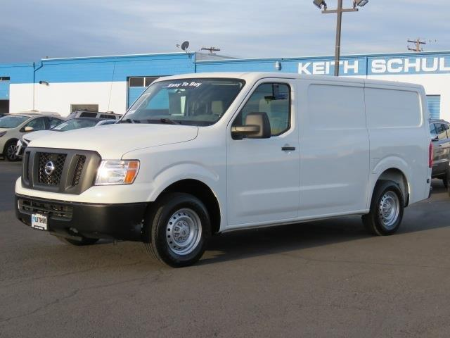 2017 Nissan Nv Cargo 2500 Hd S 2500 Hd S 3dr Cargo Van V6 For Sale In Fresno California