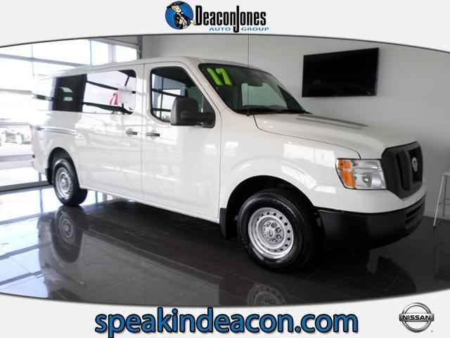 2017 nissan nv passenger 3500 hd s 3500 hd s 3dr passenger van v6 for sale in goldsboro north. Black Bedroom Furniture Sets. Home Design Ideas