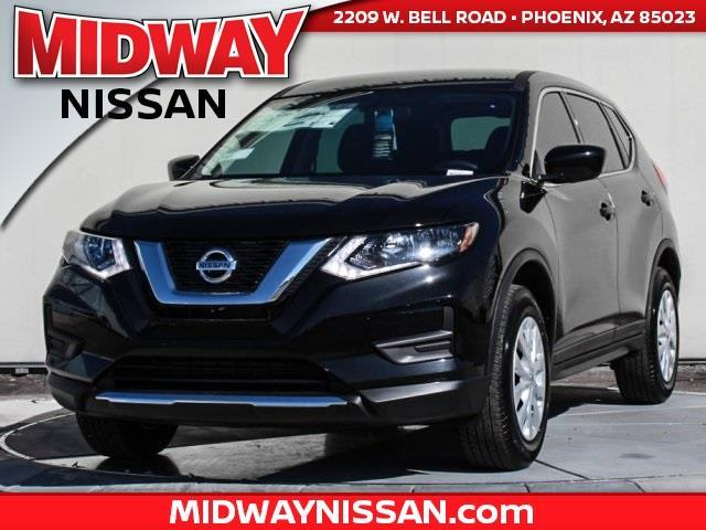 2017 Nissan Rogue S AWD S 4dr Crossover