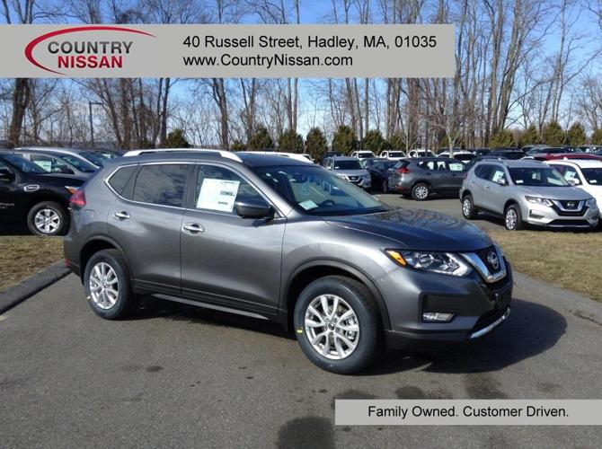 2017 Nissan Rogue S Awd S 4dr Crossover For Sale In Hadley