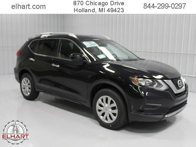 2017 Nissan Rogue S AWD S 4dr Crossover (midyear