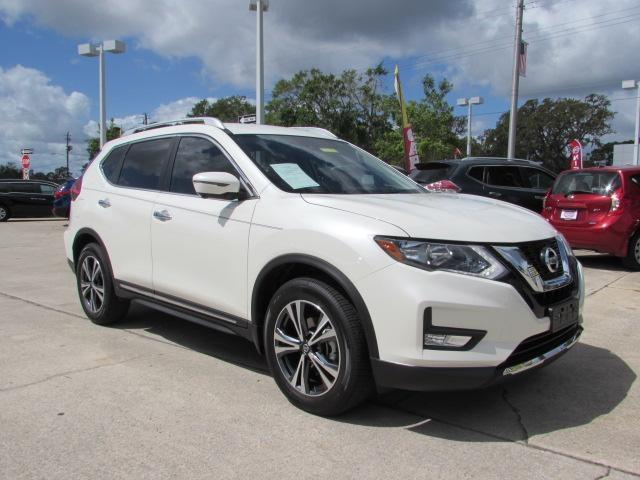 2017 Nissan Rogue S S 4dr Crossover