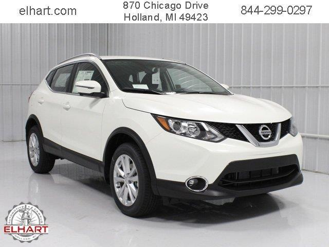 2017 Nissan Rogue Sport SV AWD SV 4dr Crossover