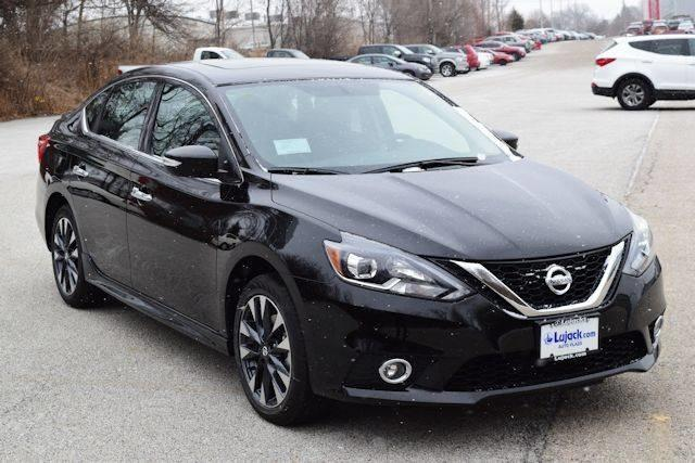 2017 Nissan Sentra SR Turbo SR Turbo 4dr Sedan 6M