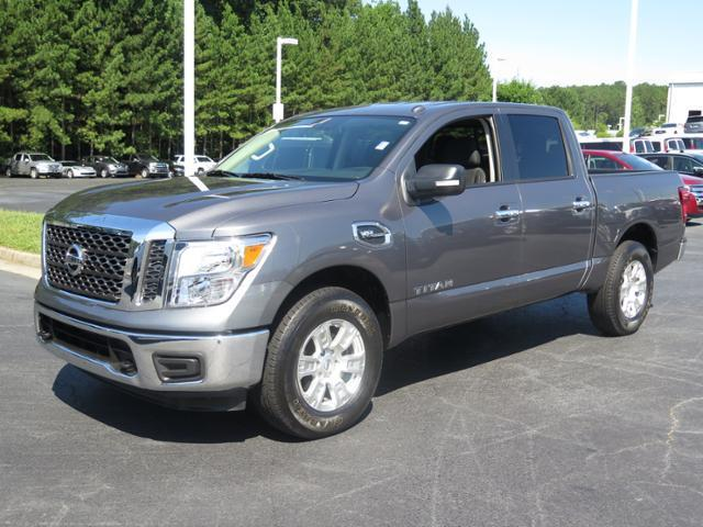 2017 nissan titan s 4x4 s 4dr crew cab for sale in acworth georgia classified. Black Bedroom Furniture Sets. Home Design Ideas