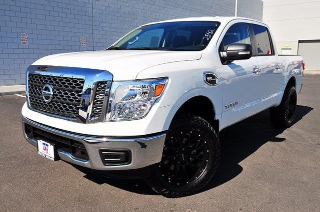 2017 nissan titan sv 4x2 sv 4dr crew cab for sale in las vegas nevada classified. Black Bedroom Furniture Sets. Home Design Ideas