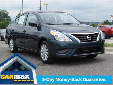 2017 nissan versa 1 6 s 1 6 s 4dr sedan 4a for sale in knoxville tennessee classified. Black Bedroom Furniture Sets. Home Design Ideas