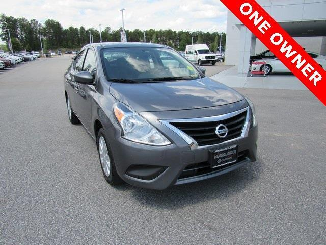 2017 nissan versa 1 6 s 1 6 s 4dr sedan 4a for sale in columbus georgia classified. Black Bedroom Furniture Sets. Home Design Ideas