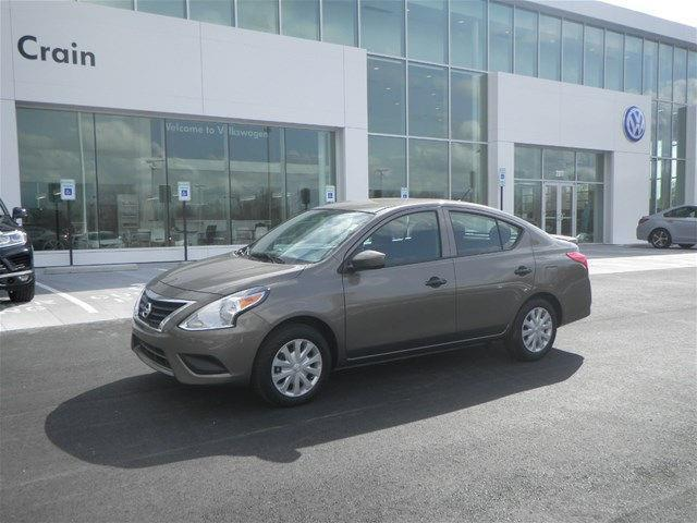 2017 nissan versa 1 6 s 1 6 s 4dr sedan 4a for sale in fort smith arkansas classified. Black Bedroom Furniture Sets. Home Design Ideas