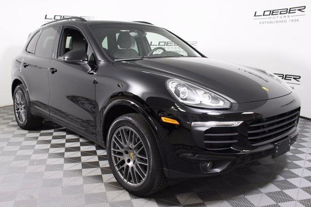 2017 porsche cayenne base awd 4dr suv for sale in lincolnwood illinois classified. Black Bedroom Furniture Sets. Home Design Ideas