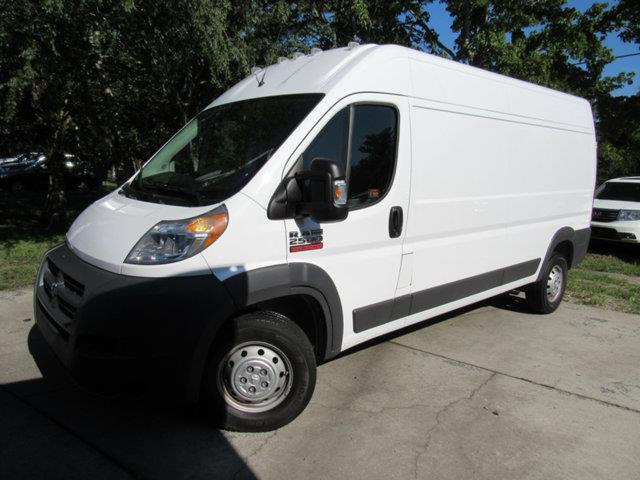 2017 ram promaster cargo 2500 159 wb 2500 159 wb 3dr high roof cargo van for sale in gainesville. Black Bedroom Furniture Sets. Home Design Ideas