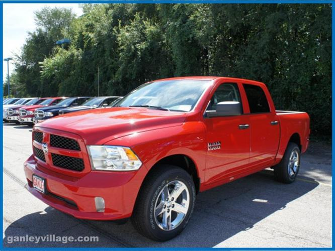 2017 ram ram pickup 1500 express 4x4 express 4dr crew cab 5 5 ft sb pickup for sale in concord. Black Bedroom Furniture Sets. Home Design Ideas