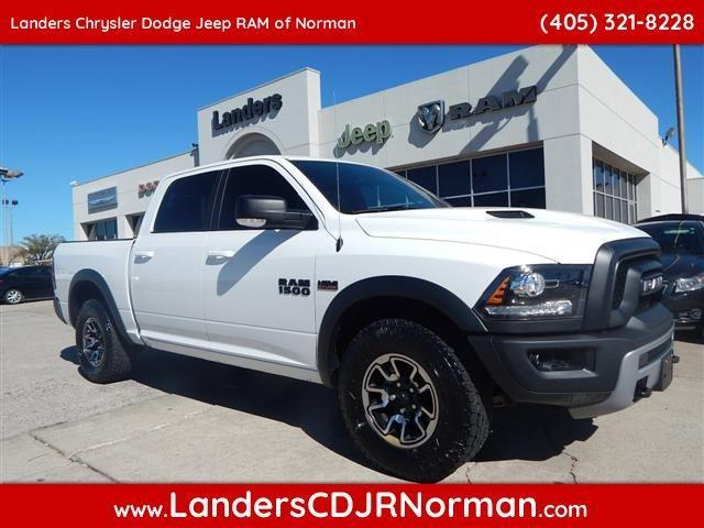 2017 ram ram pickup 1500 rebel 4x4 rebel 4dr crew cab 5 5 ft sb pickup for sale in norman. Black Bedroom Furniture Sets. Home Design Ideas