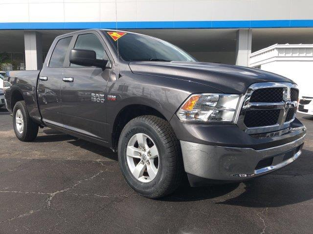 2017 ram ram pickup 1500 slt 4x2 slt 4dr quad cab 6 3 ft sb pickup for sale in fort pierce. Black Bedroom Furniture Sets. Home Design Ideas