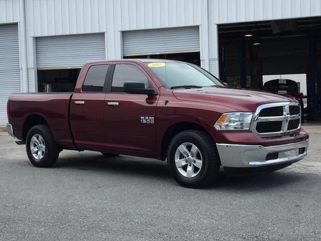 2017 ram ram pickup 1500 slt 4x2 slt 4dr quad cab 6 3 ft sb pickup for sale in ocala florida. Black Bedroom Furniture Sets. Home Design Ideas