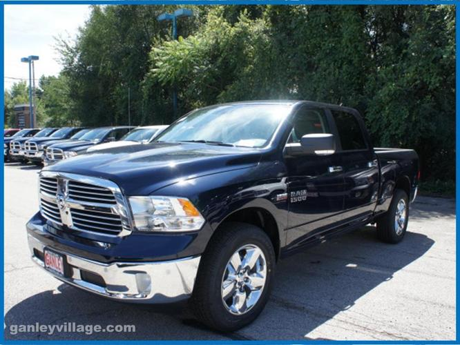 2017 ram ram pickup 1500 slt 4x4 slt 4dr crew cab 6 3 ft sb pickup for sale in concord ohio. Black Bedroom Furniture Sets. Home Design Ideas