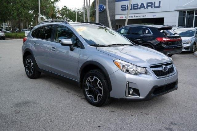 2017 subaru crosstrek premium awd premium 4dr crossover cvt for sale in pompano beach. Black Bedroom Furniture Sets. Home Design Ideas