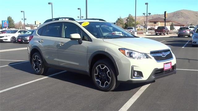 2017 subaru crosstrek premium awd premium 4dr crossover cvt for sale in carson city. Black Bedroom Furniture Sets. Home Design Ideas