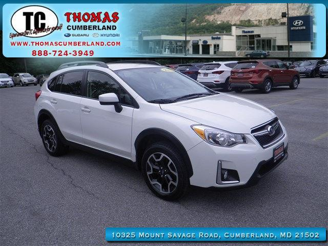 2017 subaru crosstrek premium awd premium 4dr crossover cvt for sale in cumberland. Black Bedroom Furniture Sets. Home Design Ideas