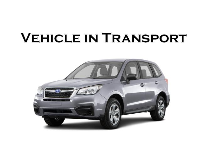 2017 Subaru Forester 2.5i AWD 2.5i 4dr Wagon CVT