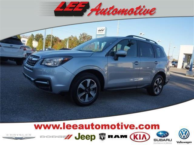 2017 Subaru Forester 2.5i Limited AWD 2.5i Limited 4dr