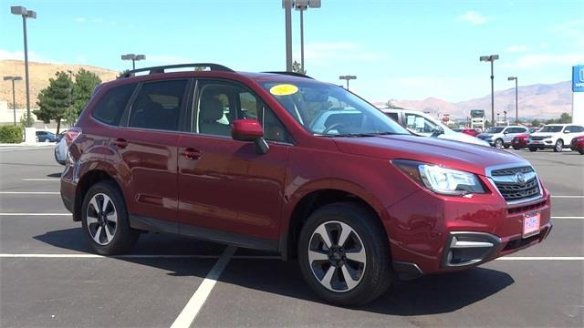 2017 subaru forester limited awd limited 4dr wagon for sale in carson city nevada. Black Bedroom Furniture Sets. Home Design Ideas