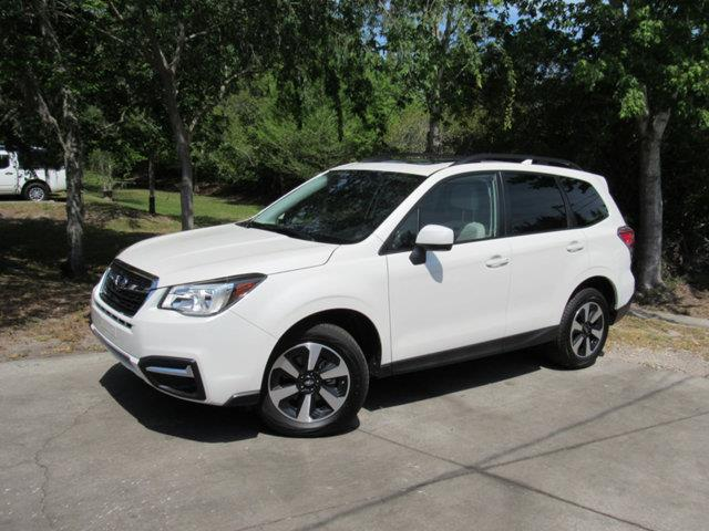 2017 subaru forester premium awd premium 4dr wagon cvt for sale in gainesville. Black Bedroom Furniture Sets. Home Design Ideas