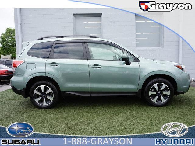 2017 subaru forester premium awd premium 4dr wagon cvt for sale in knoxville. Black Bedroom Furniture Sets. Home Design Ideas