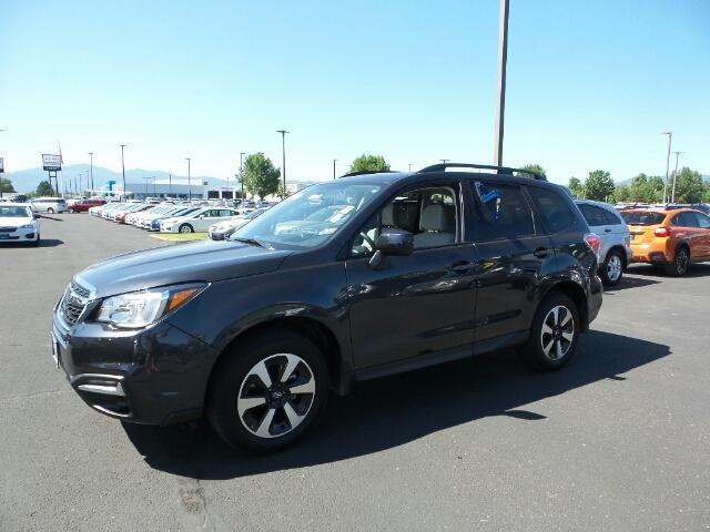 2017 subaru forester premium awd premium 4dr wagon cvt for sale in medford oregon. Black Bedroom Furniture Sets. Home Design Ideas