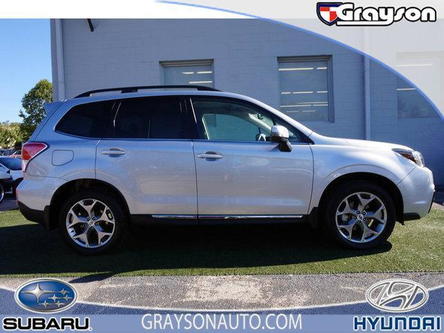 2017 subaru forester touring awd touring 4dr wagon for sale in knoxville tennessee. Black Bedroom Furniture Sets. Home Design Ideas
