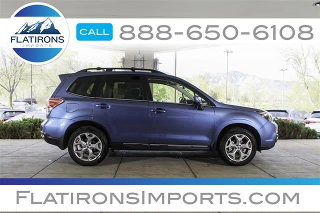 2017 subaru forester touring awd touring 4dr wagon for sale in boulder colorado. Black Bedroom Furniture Sets. Home Design Ideas