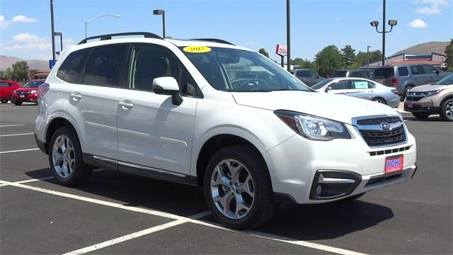 2017 subaru forester touring awd touring 4dr wagon for sale in carson city nevada. Black Bedroom Furniture Sets. Home Design Ideas