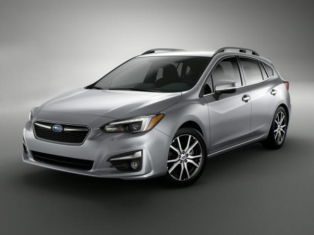 2017 Subaru Impreza Premium AWD 2.0i Premium 4dr Wagon
