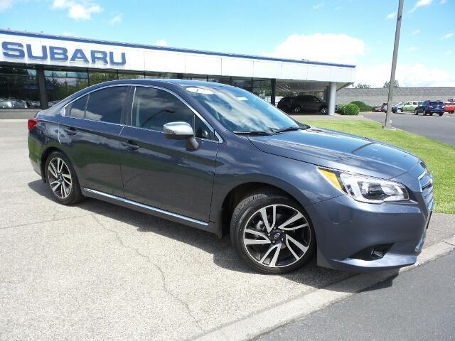 2017 subaru legacy sport awd sport 4dr sedan for sale in medford oregon classified. Black Bedroom Furniture Sets. Home Design Ideas