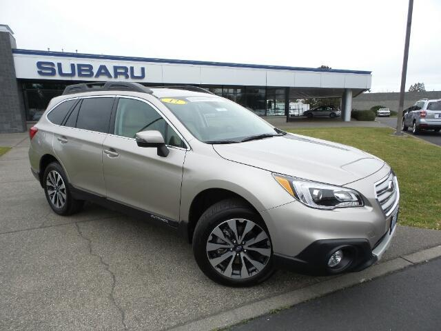2017 subaru outback limited awd limited 4dr wagon for sale in medford oregon. Black Bedroom Furniture Sets. Home Design Ideas