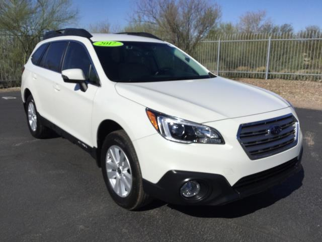 2017 subaru outback premium awd premium 4dr wagon for sale in tucson arizona. Black Bedroom Furniture Sets. Home Design Ideas