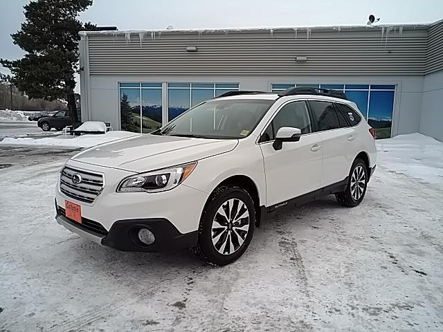 2017 Subaru Outback 3.6R Limited AWD 3.6R Limited 4dr