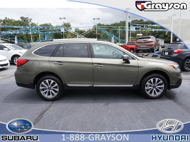2017 subaru outback 3 6r touring awd 3 6r touring 4dr wagon for sale in knoxville tennessee. Black Bedroom Furniture Sets. Home Design Ideas