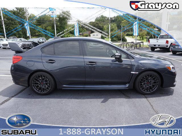 2017 subaru wrx sti awd sti 4dr sedan for sale in knoxville tennessee classified. Black Bedroom Furniture Sets. Home Design Ideas