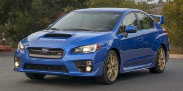 2017 Wrx Limited >> 2017 Subaru WRX STI Limited AWD STI Limited 4dr Sedan w