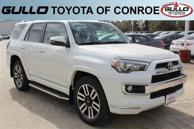 2017 toyota 4runner limited 4x2 limited 4dr suv for sale in conroe texas classified. Black Bedroom Furniture Sets. Home Design Ideas