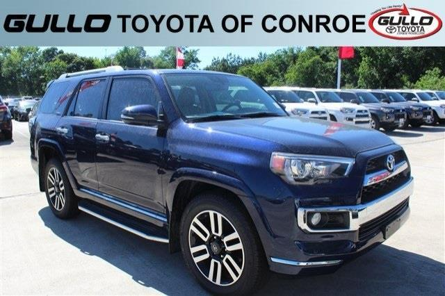 2017 toyota 4runner limited 4x2 limited 4dr suv 2017 toyota 4runner limited suv in conroe tx. Black Bedroom Furniture Sets. Home Design Ideas