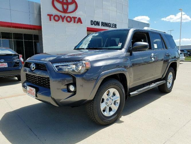 2017 toyota 4runner limited 4x2 limited 4dr suv 2017 toyota 4runner limited suv in temple tx. Black Bedroom Furniture Sets. Home Design Ideas