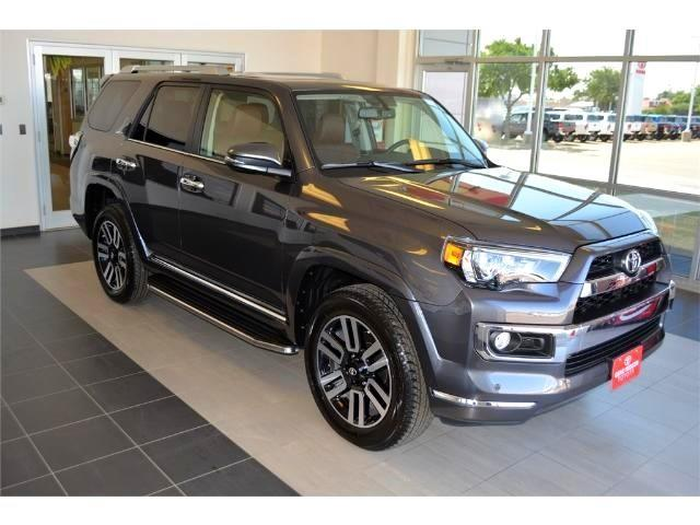 2017 toyota 4runner limited awd limited 4dr suv for sale in lubbock texas classified. Black Bedroom Furniture Sets. Home Design Ideas